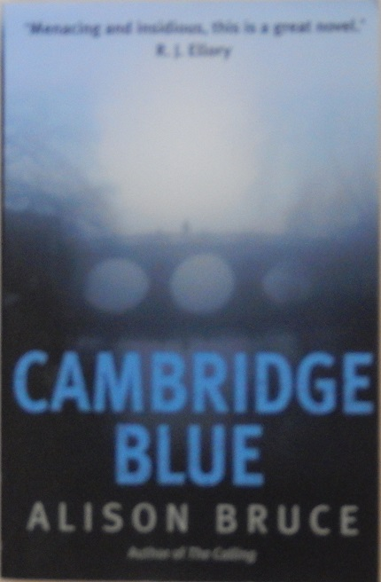 Book cover for Cambridge Blue